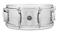 USA Brooklyn 14x5.5in Chrome Over Steel Snare