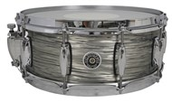 Brooklyn 14x5.5in Snare, grey oyster, main