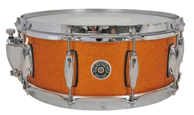 Brooklyn Gold Sparkle snare