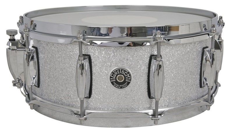 Brooklyn 14x5.5in Snare,silver, main