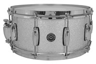 Brooklyn 14x6.5in Snare,main,silver