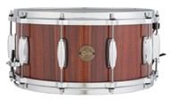 Gretsch S1-6514 Gold Series 14x6.5in Rosewood Snare, Gloss Natural