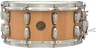 Gretsch S1-6514 Gold Series 14x6.5in Solid Stave Oak Snare, Natural Satin