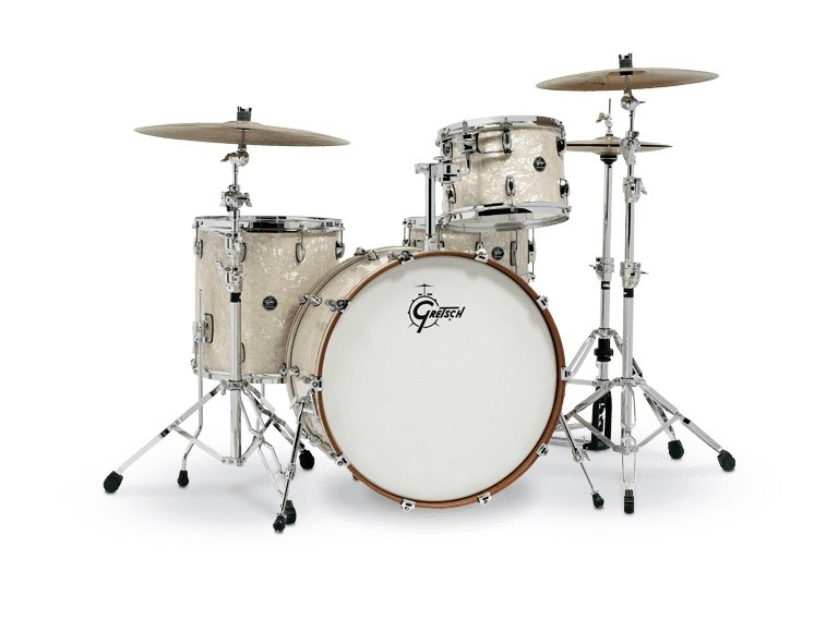 Gretsch RN2-E823 Renown Maple,vintage pearl