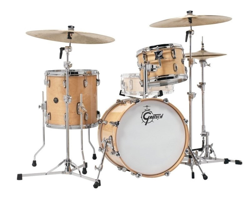 Renown Maple 3 Piece Shell Pack, Main