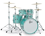 Gretsch RN2-R643, turquoise sparkle, kit, main