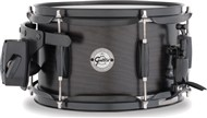 Gretsch S1-0610 Silver Series 10x6in Ash Snare (Satin Ebony)
