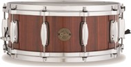 Gretsch S1-5514 Gold Series 14x5.5in Rosewood Snare, Gloss Natural