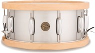 Gretsch S1-6514 Gold Series 14x6.5in Seamless Aluminium Snare