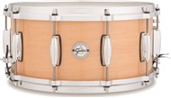 Gretsch S1-6514 Silver Series 14x6.5in Maple Snare, Gloss Natural