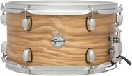 Gretsch S1-0713 Silver Series 13x7in Ash Snare Satin Natural