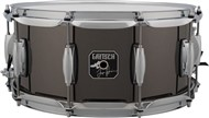 Gretsch S-6514 Signature Series Taylor Hawkins 14x6.5in Snare, Black Nickel
