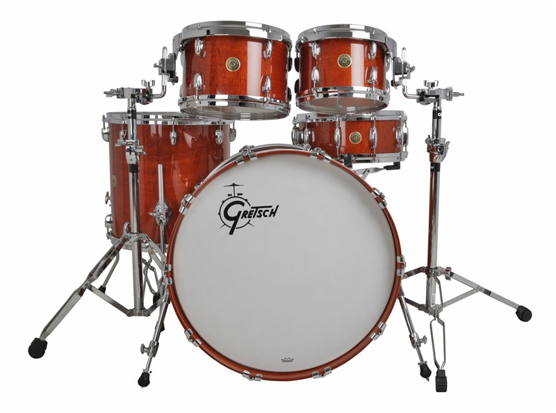 Gretsch US Custom, Orange, main