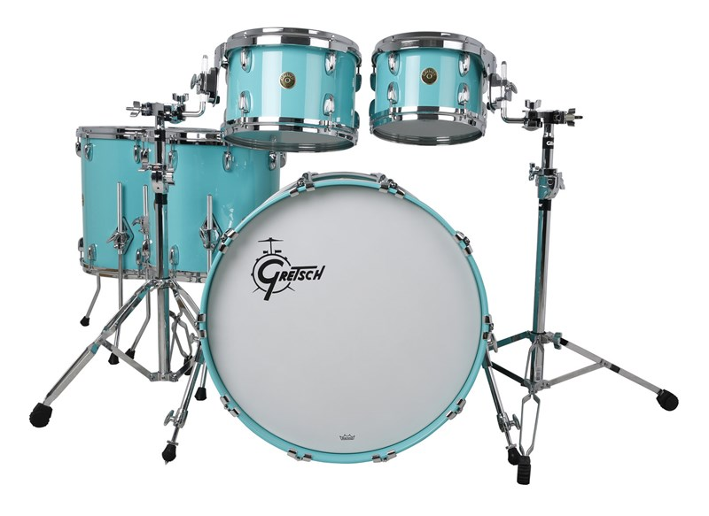 Gretsch US Custom, green