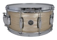 Brooklyn 14x6.5in Snare,cream oyster, main