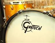 Gretsch brooklyn Gold Sparkle, Main