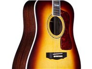 Guild D-55 in Antique Sunburst