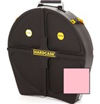 Hardcase Standard 9 Cymbal Case (22in, Pink)