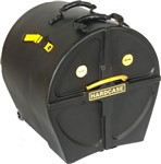 Hardcase Standard 16in Bass Drum Case (Yellow)