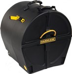 Hardcase Standard 18in Bass Drum Case (Yellow)