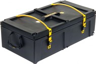 Hardcase Standard 36in Hardware Case (36x18x12, Granite)