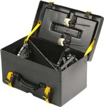 Hardcase Standard Double Pedal Case (Yellow)
