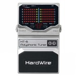 Digitech HardWire HT-6 Polyphonic Tuner