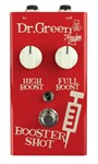 Hayden Dr. Green The Booster Shot Ultimate Boost Pedal
