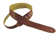 Henry Heller Capri Leather Strap (2 Inches, Oxblood, HCAP2-OXB)