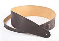 Henry Heller HCAP35 Capri Leather Strap, 3.5in, Black