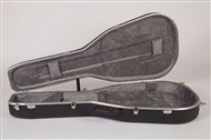 Hiscox PRO-II-GS Semi-Acoustic Hard Case, Small, Black/Silver