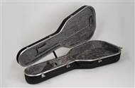 Hiscox STD-CL Classical Hard Case, Black/Silver