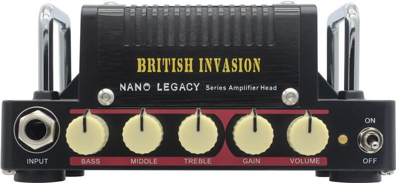 Hotone NLA-1 Nano Legacy British Invasion Main