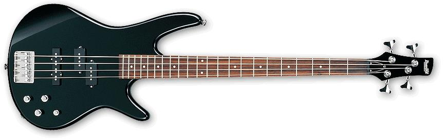 Front image of the Ibanez GSR200 GIO bass