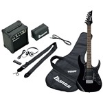 Ibanez IJRG200E-BK Jumpstart Electric Guitar Pack (Black)