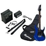 Ibanez IJRG200E-BL Jumpstart Electric Guitar Pack (Blue)(B-Stock)