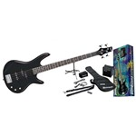Ibanez IJSR190E-BK Jumpstart Bass Pack (Black)