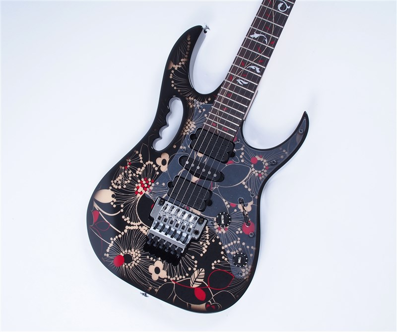Ibanez Jem Fp Floral Pattern on bfa engineering