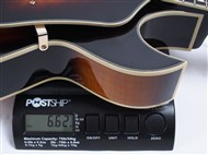 IbanezLGB30VYS-Weight