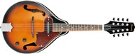 Ibanez M510E Mandolin, Brown Sunburst
