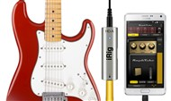 IK Multimedia iRig HD-A Digital Guitar Interface