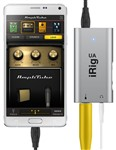 IK Multimedia iRig UA Guitar Effects Processor