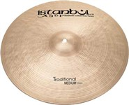 Istanbul Traditional Medium Crash 15in