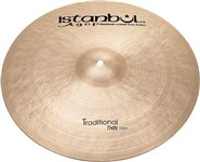 Istanbul Traditional Thin Crash,18in, B-Stock