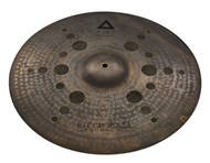 Xist Dark Hi Hats 15in