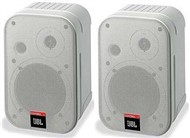 JBL Control 1 Pro - Including Wall Mount Bracket (White) (Pair)