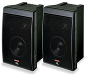 JBL Control 5 Studio Monitors (Black) (Pair)
