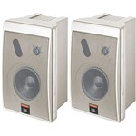 JBL Control 5 Studio Monitors (White) (Pair)