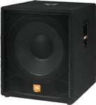 JBL JRX 118SP Active PA Subwoofer