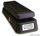 Dunlop GCB 80 High Gain Volume Pedal, Black